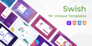 Swish Bootstrap Templates Html Login Page Template